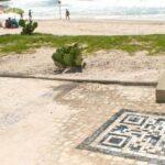 Calçadões do Rio de Janeiro recebem QR codes que oferecem informações ao turista