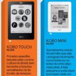 As principais opções de e-reader no mercado
