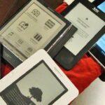 Como ler ebooks Kindle, Kobo e outros sem ter que comprar um e-reader