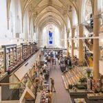 Biblioteca é construída em antiga Catedral