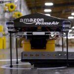 Amazon pretende fazer entregas com Drones