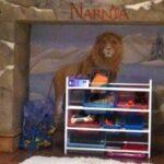 Narnia existe! Encontramos a passagem secreta