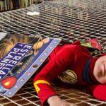 Biblioteca instala rede de leitura para crianças