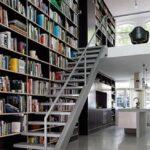 10 casas ideais para amantes de livros