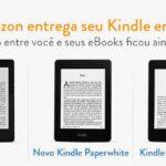 Amazon resolve o desafio logístico e começa a operar com produtos físicos no Brasil