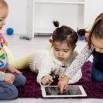 Uso de tablets incrementa habilidades de leitura das crianças