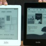 Posso ler um ebook do Kindle no Lev ou Kobo ou vice-versa?