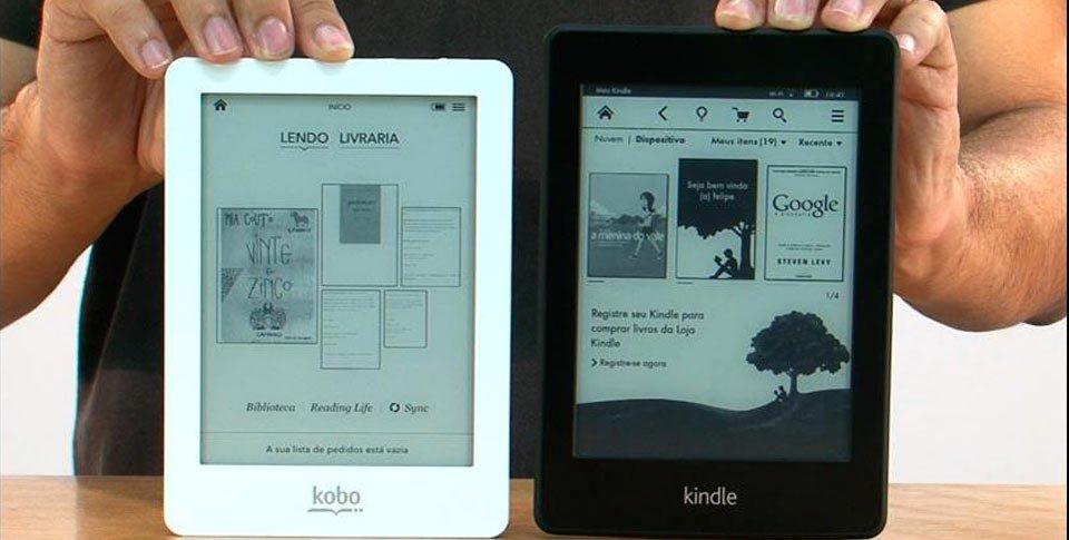 posso ler um ebook do kindle no lev ou kobo ou vice versa publiki. Black Bedroom Furniture Sets. Home Design Ideas