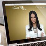 Publiki cria site para a jornalista e apresentadora de TV Aurora Bello